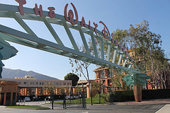 Betty White Tour - Stop #5 (Walt Disney Studios)