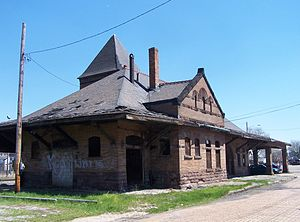 Coraopolis Railroad Station