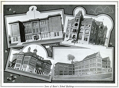 Some of Butte's School Buildings (1915)