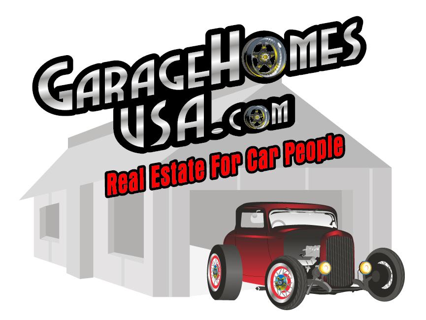 GarageHomesUSA Logo