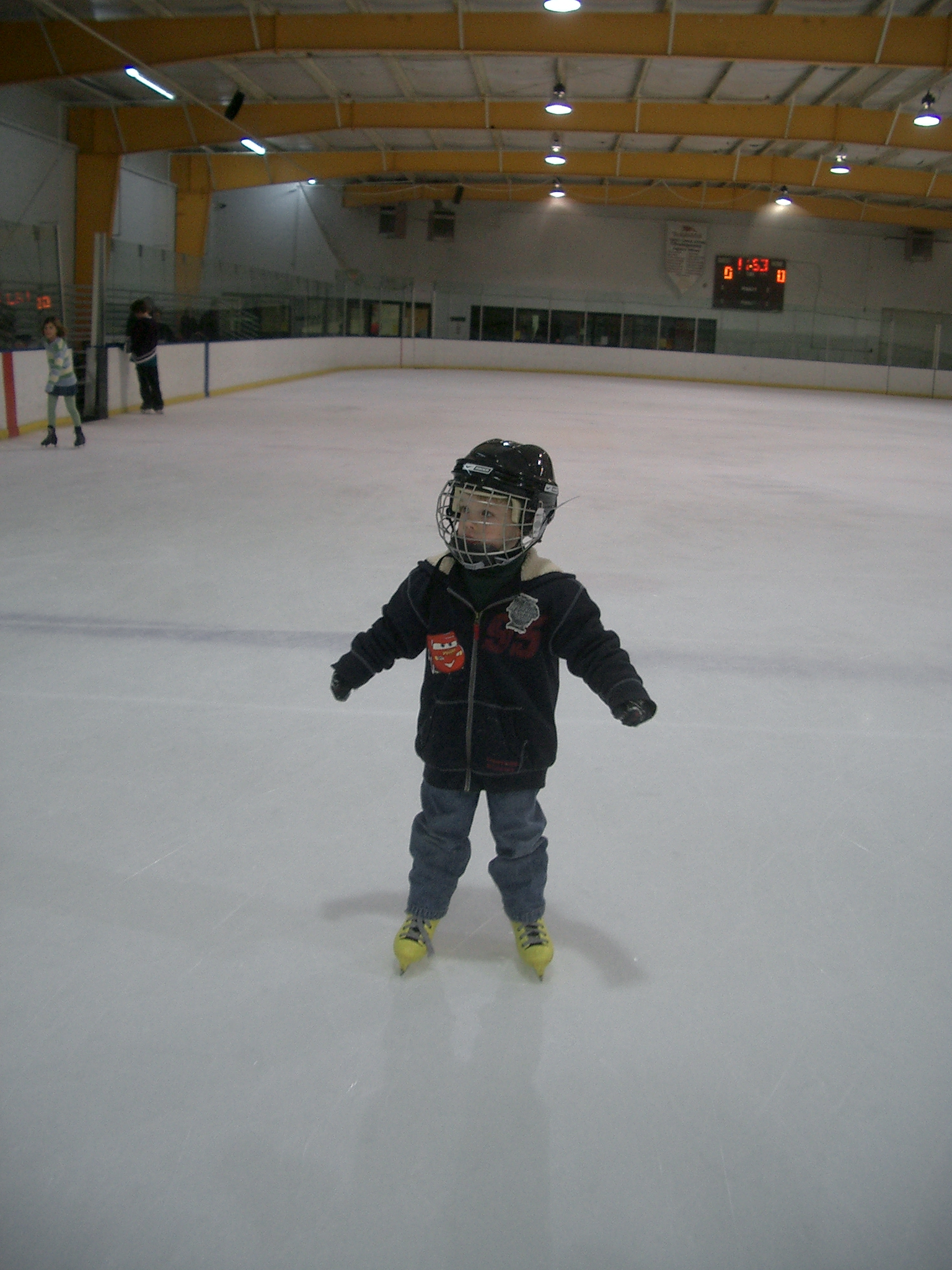 Toms Auto Sales >> Garrett on Ice